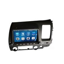 Car DVD Player Fit HONDA CIVIC right driving 2006 2007 2008 2009 2010 2011 In-Dash Navigation GPS 3G Radio Steering Wheel