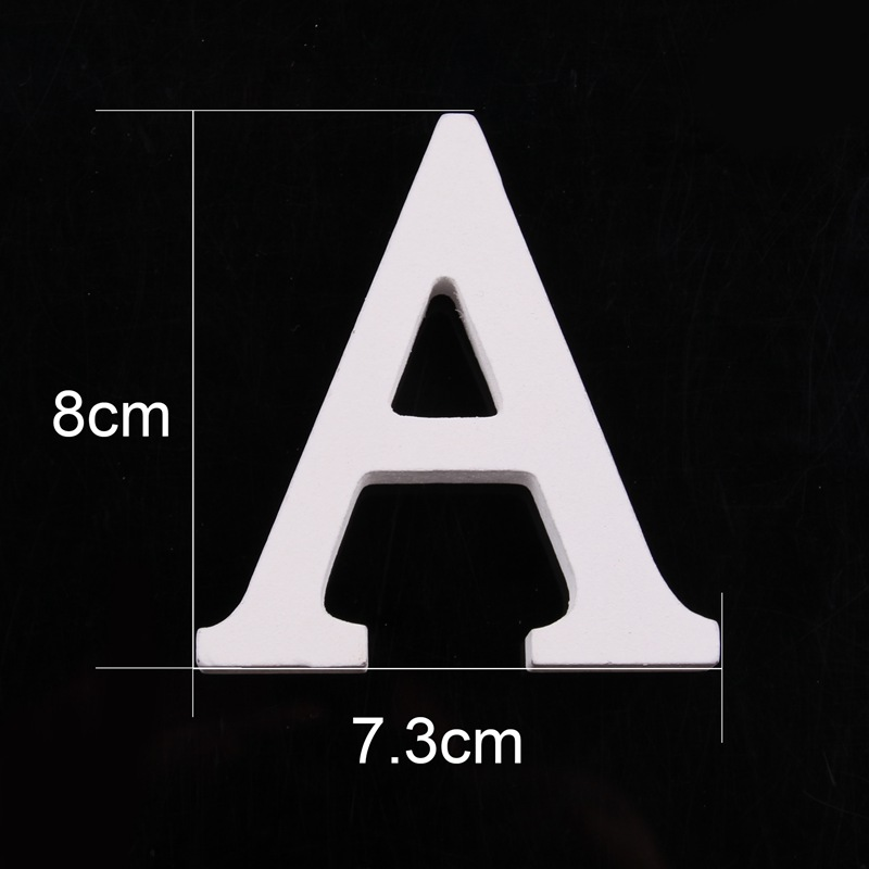 Black Wooden Letters For Decorating  from ae01.alicdn.com