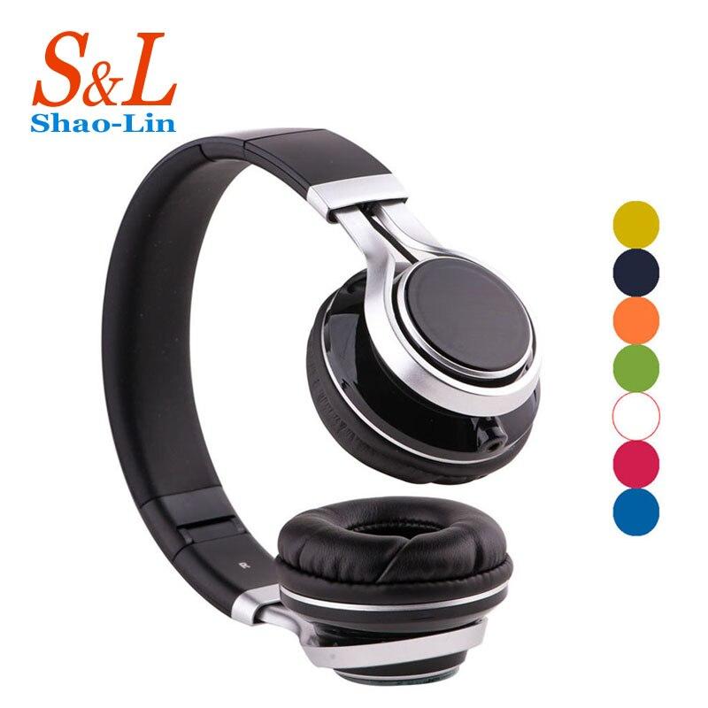 Wired Earphone Headphone Stereo Headphones Foldable Telephone Headset Earphone 3 5MM Headphone for IPhone MP3 Game