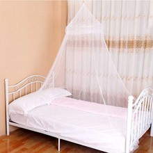 Solid Elegant Round Lace Insect Bed Canopy Netting Curtain Dome Polyester Bedding Mosquito Net Home Furniture & Buy solid canopy and get free shipping on AliExpress.com