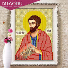5d Diy Diamond Painting Cross Stitch Retro Religion Icon Of Leader Diamond Mosaic True Religious Men Diamond Embroidery full round diamant painting 5d diy diamond painting cross stitch religion icon of leader diamond mosaic true religious men