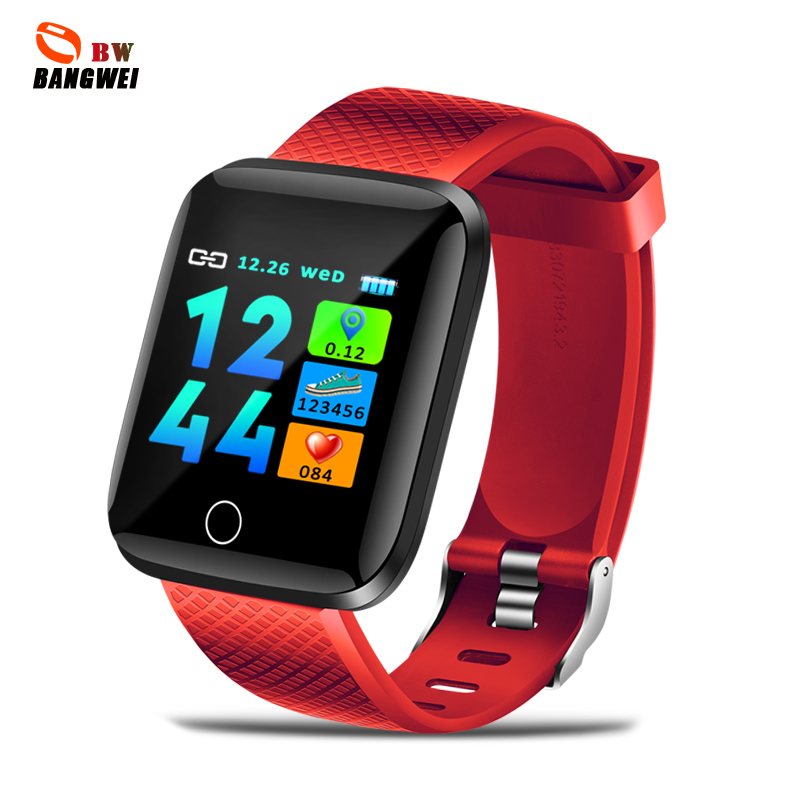 BANGWEI New Smart Watch IP67 Waterproof Watch Blood Oxygen Heart Rate Monitoring Pedometer Fitness Sport Watch Relogio masculinoBANGWEI New Smart Watch IP67 Waterproof Watch Blood Oxygen Heart Rate Monitoring Pedometer Fitness Sport Watch Relogio masculino