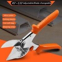 Wire Slot Scissors Angle Scissors 45 Degrees 90 Degrees Universal And Multifunctional U Type Sealing Pliers|Scissors| |  -