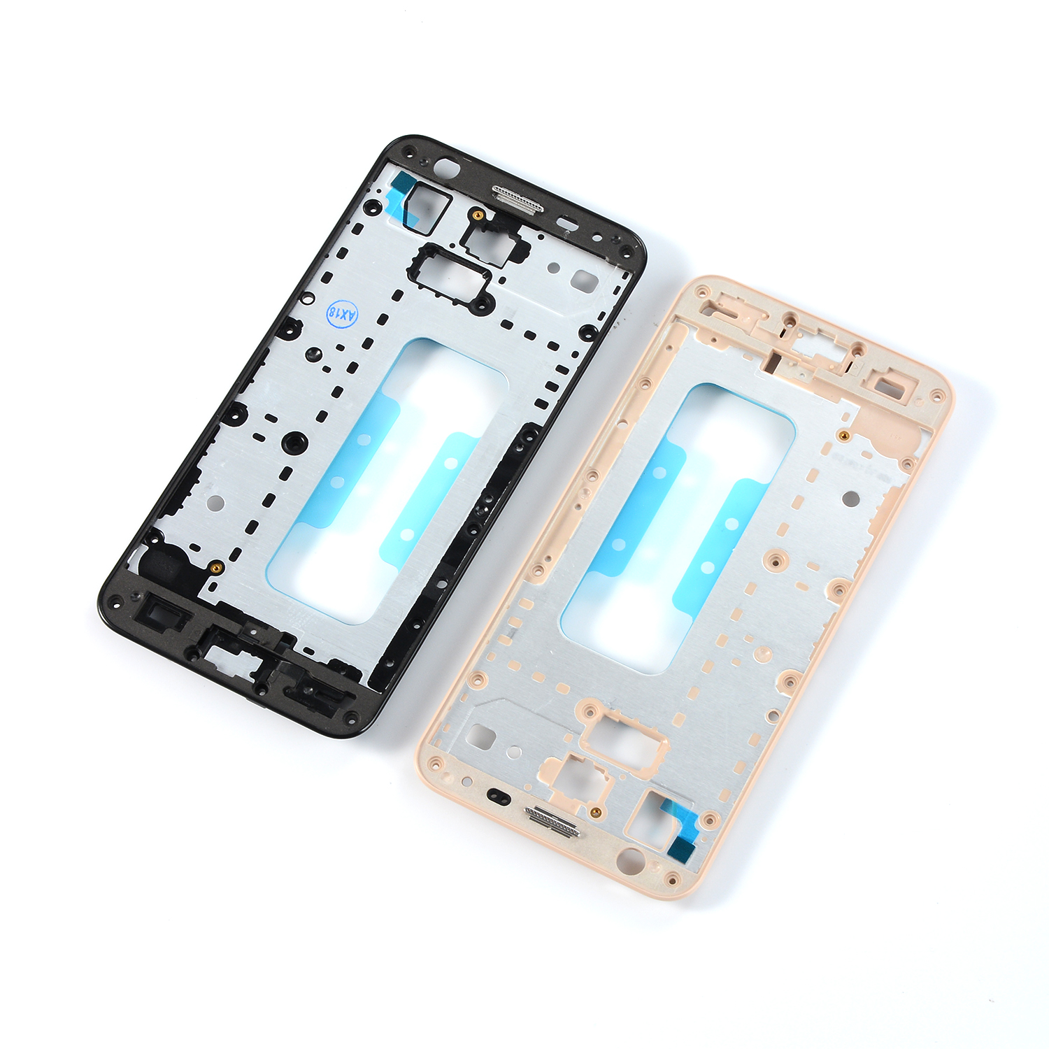 For SAMSUNG Galaxy J5 Prime G570 On5 2016 Housing LCD Front Frame Chassis Bezel Replace