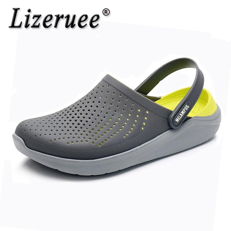 Por Hombres Lizeruee Al Para Verano Venta Zapatillas Mayor Sandalias Zapatos De Clásicos Eva Zuecos PZwOukTXi