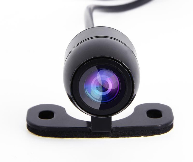 Universal Reversing Camera CCD HD 12V 170 Degree Wide Angle Night Vision Waterproof Car Rear View Reverse Backup Camera