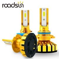 Car Headlight Bulb LED H4 H1 H7 H3 H11 HB2 HB3 HB4 9003 9005 9006 9012 LED Light 6000K Auto Accessories Headlamp Luz Del Coche