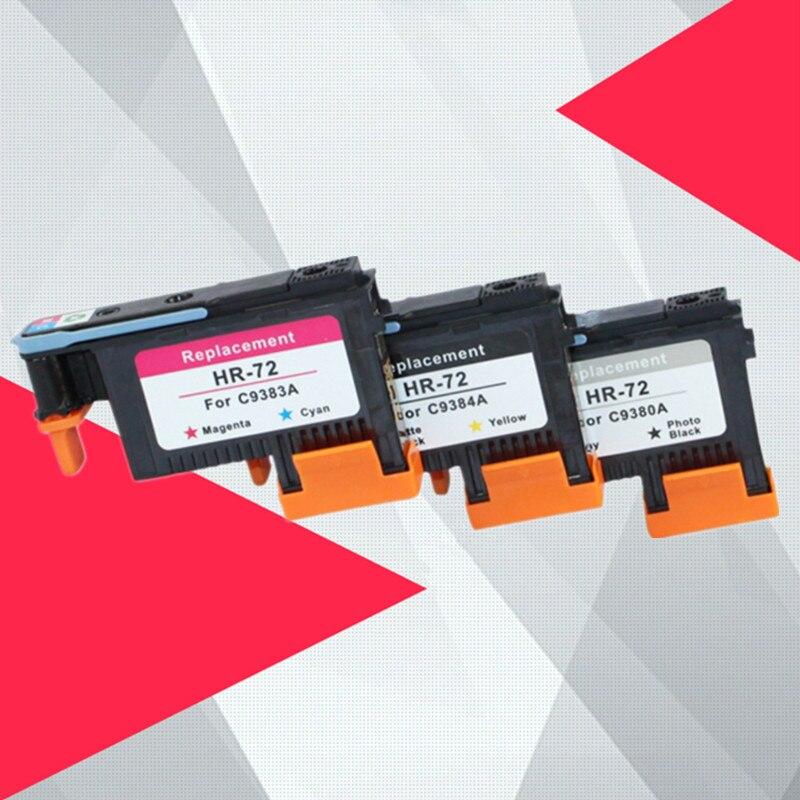 Per hp 72 Testina di Stampa per hp 72 testina di Stampa C9380A C9383A C9384A DesignJet T1100 T1120 T1200 T1300 T1300ps T2300 T610 t770 T790 T795