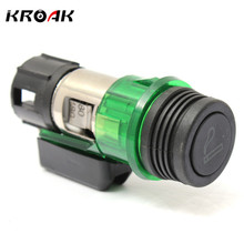 Portable Green 12V 120W With Light Motorcycle Car Boat Cigar