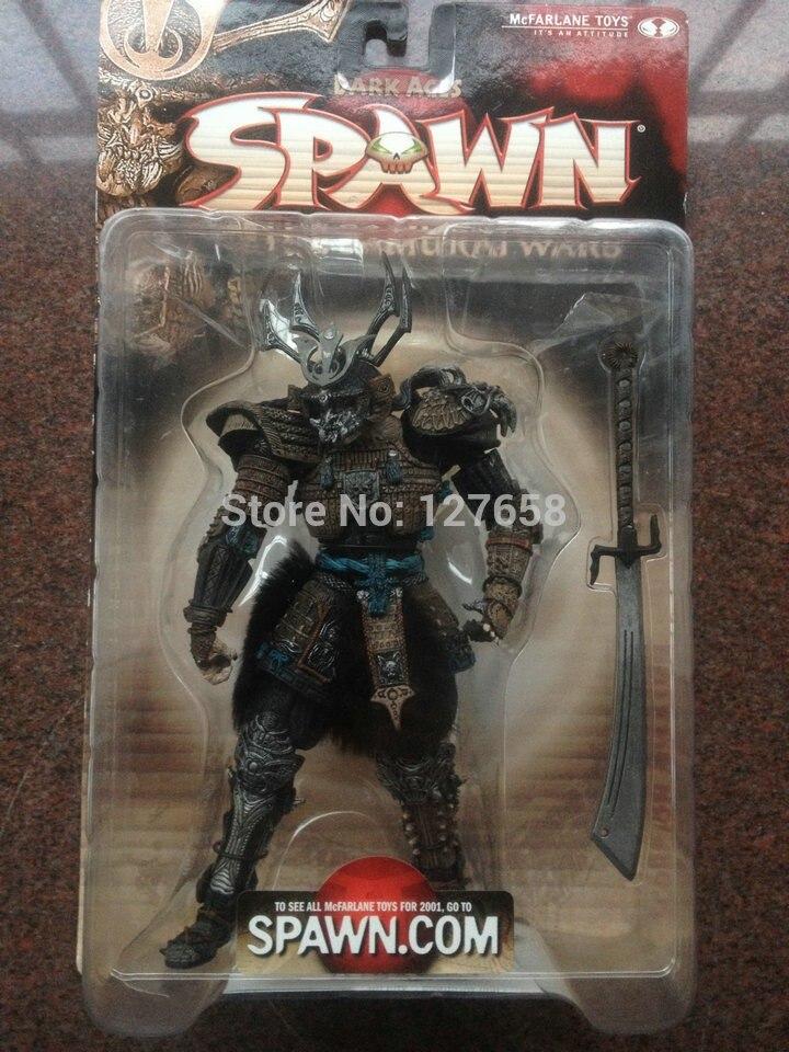 Estartek McFarlane spawn 19th Warrior Версия США новая коробка