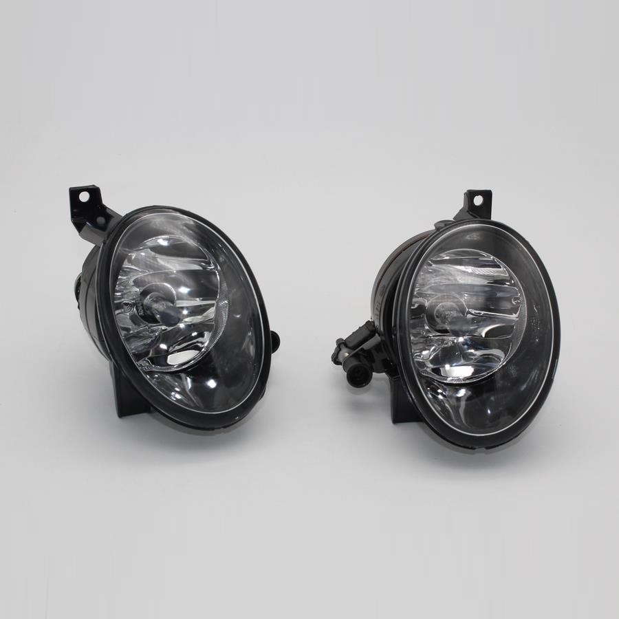 For VW Tiguan 2012 2013 2014 2015 Car-Styling Front Halogen Fog Light Fog Lamp Left And Right Side 2pcs auto right left fog light lamp car styling h11 halogen light 12v 55w bulb assembly for ford fusion estate ju  2002 2008