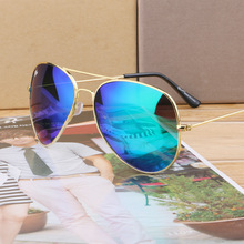 2017 New Polarized Aviator Sunglasses Women Gold Frame Glasses Men UV400 Male Pilot Sunglass Female Eyewear Oculos ZM-09