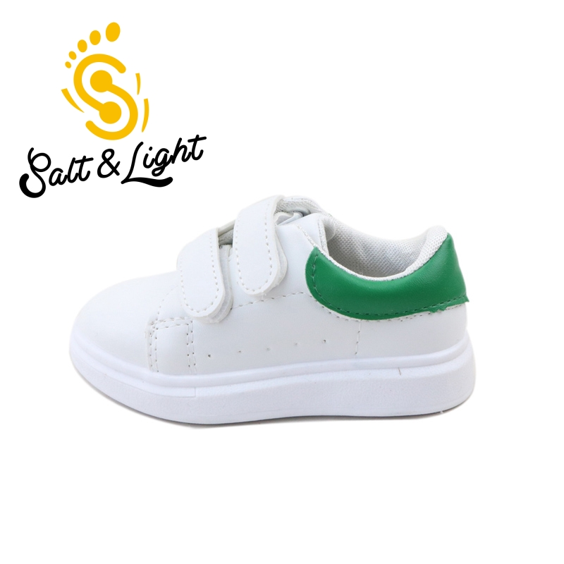 Toddler White Canvas Shoes Wholesale
