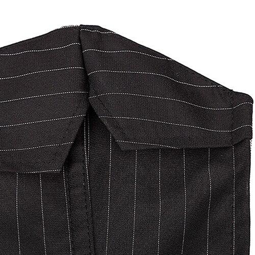 Corset à rayures verticales pour femmes | Nouveau ensemble pour bureau, jupe Bustier body avec string, nouvelle collection 2016