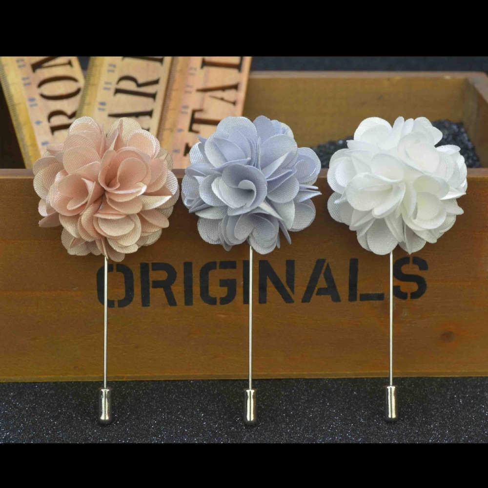 10 Pcs Lot Mens Flower Boutonniere For Wedding Lapel Pins In Brooches From Jewelry Accessories On Aliexpress Alibaba Group