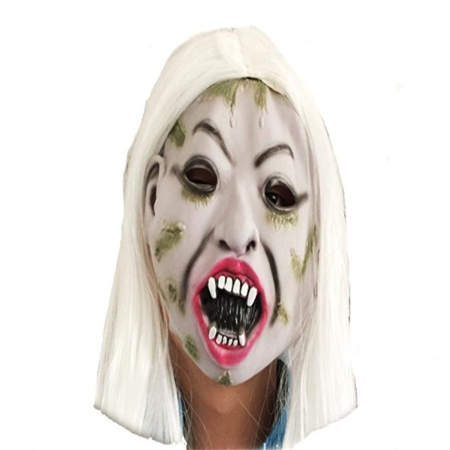 hot sale screaming horror bloody face off horror halloween costume mask halloween decorations horror ghosts mask