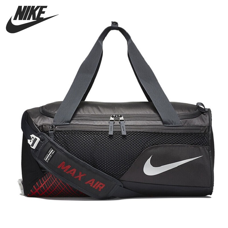 цена на Original New Arrival 2018 NIKE Vapor Max Air Training Duffel Bag Unisex Handbags Sports Bags