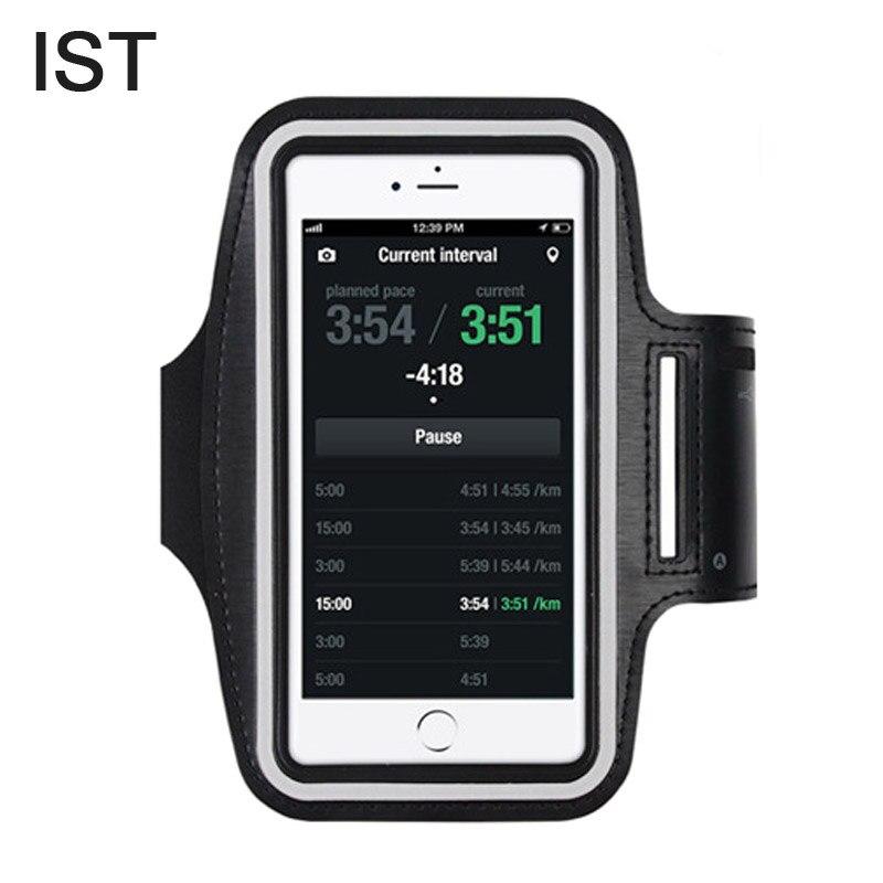 IST Original Waterproof Sport Armband For iPhone 4 5 6 7 plus