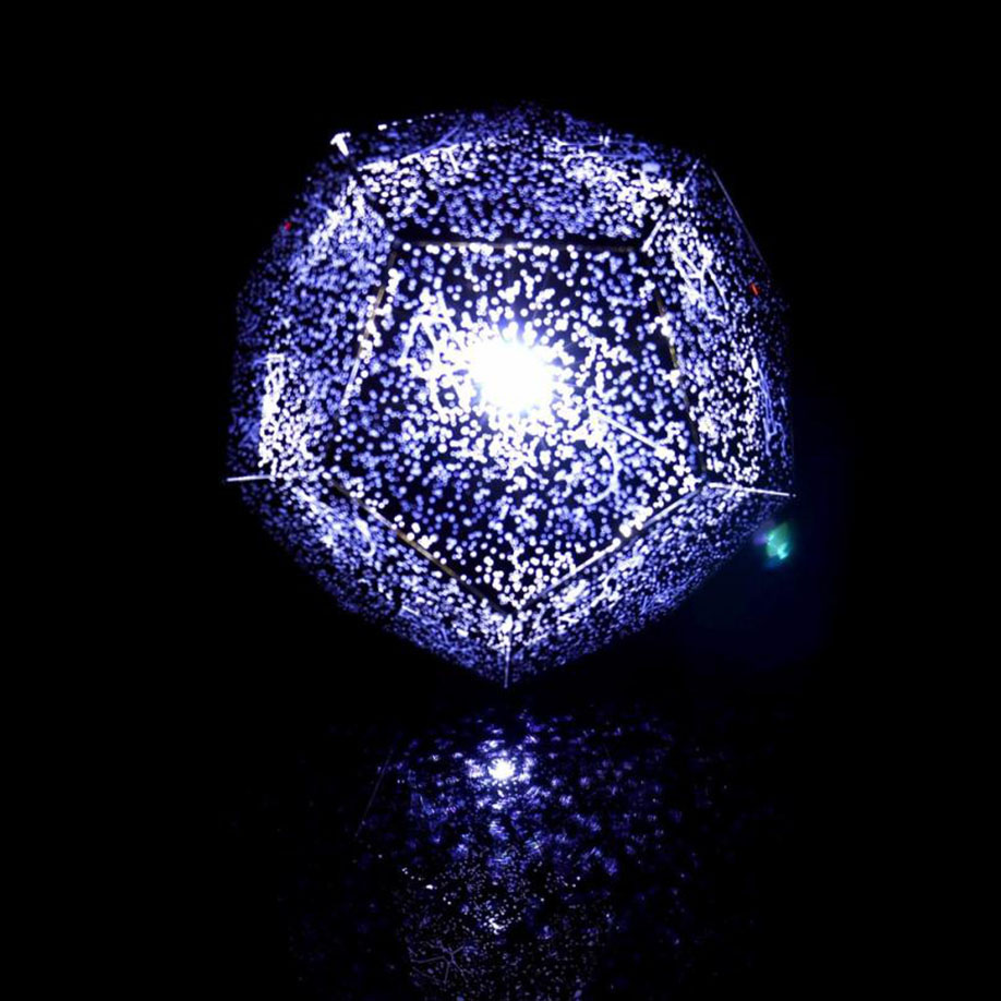 Starry Projector <font><b>Light</b></font> 3 Color Lighting High Quality Celestial Star Bedroom Decor Cosmos Night Lamp Night <font><b>Lights</b></font> Bithday GiftCSV