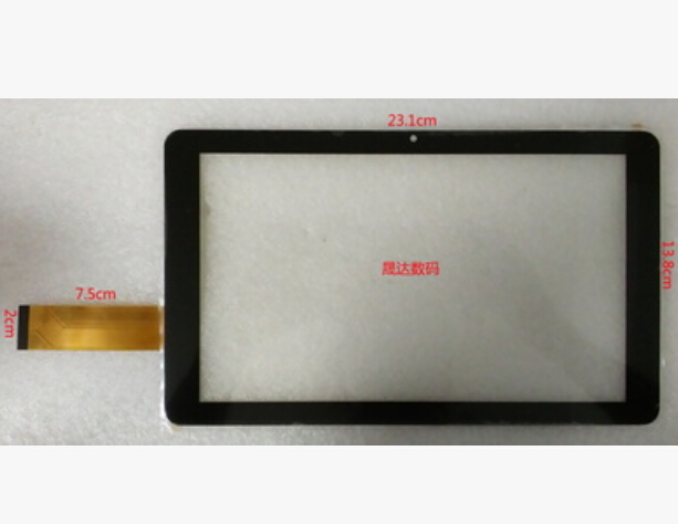 Original New 9 inch BQ-9052G Tablet Touch Screen Digitizer Touch Panel Sensor Glass Replacement Free Shipping original new 7 bq 7004 tablet touch screen digitizer glass touch panel sensor replacement free shipping