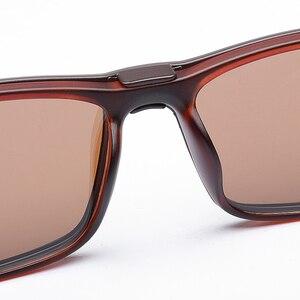 Image 5 - UV400 TR90 lunettes de soleil à double usage