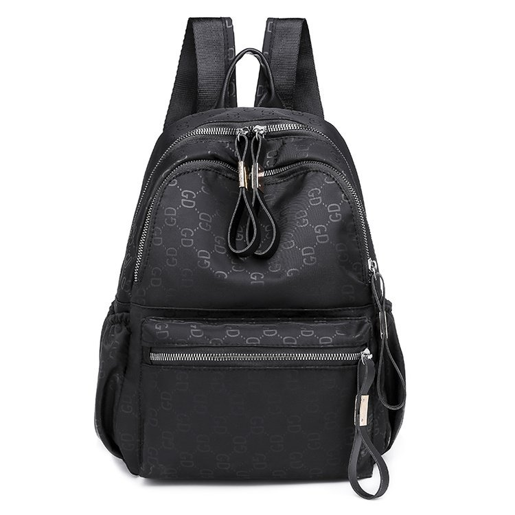Oxford cloth shoulder bag women new Korean fashion wild canvas fashion bag large backpack backpack purseOxford cloth shoulder bag women new Korean fashion wild canvas fashion bag large backpack backpack purse