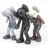 Modern Abstract Cartoon Figure Statue Sculpture Ornaments Home Decoration Accessories Cartoon Statue