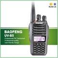 Nueva Baofeng UV-B5 5 W 99CH UHF + VHF de Banda Dual/Frecuencia/Display de Dos vías de Radio Walkie walkie-talkie UVB5