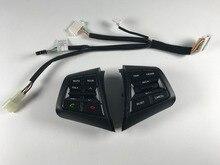Для Hyundai ix25 1.6L руль круиз-Управление пуговицы Пульт дистанционного Управления объем канал Bluetooth телефонной кнопки нагрева Mute