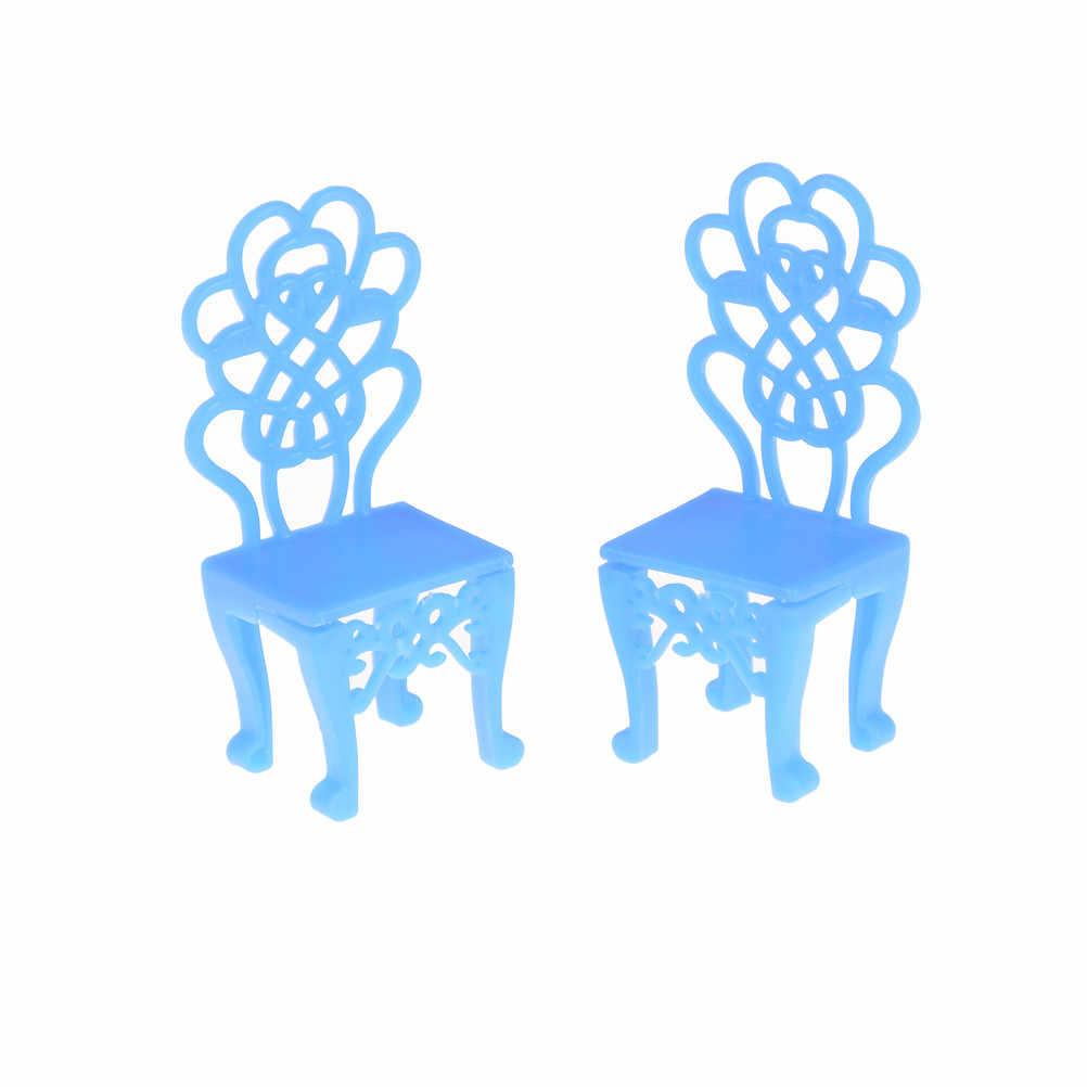 هزاز الأريكة مقعد كرسي صالة دمية كرسي الكمبيوتر لفتاة غرف معيشة غرفة نوم حديقة ملحقات لعبة أثاث الطفل