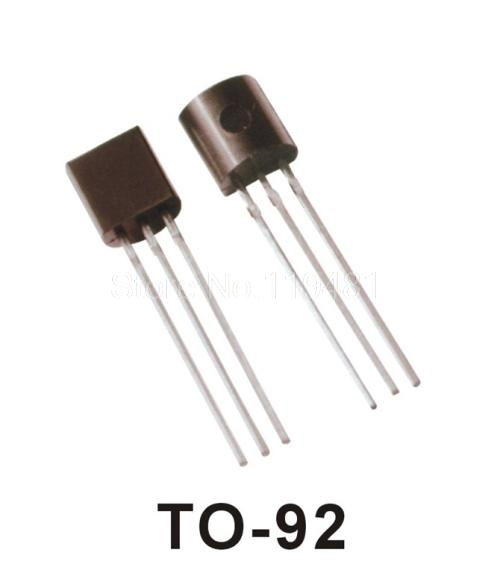 2SC-3202 TRANSISTOR TO-92 C3202 2SC3202 /(LOT OF 2/)