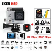 Action camera Original EKEN H2R 4K wifi Camera 1080P/60fps 2.0 LCD 170D go 4 K pro waterproof wifi sport action cam Same Like H9