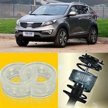 2pcs Super Power Front Shock Absorber Coil Spring Cushion Buffer For KIA Sportage R