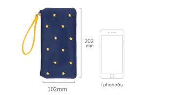 цена на Starry Night Good Night Theme Cloth Pencil Bag 102mm*202mm 3pcs/lot School Office Supplies Free Shipping Case