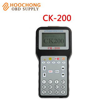 2017 V38.03 CK-200 CK200 Auto Key Programmer  Generation Key Programmer CK 200 Support More Models Than CK100