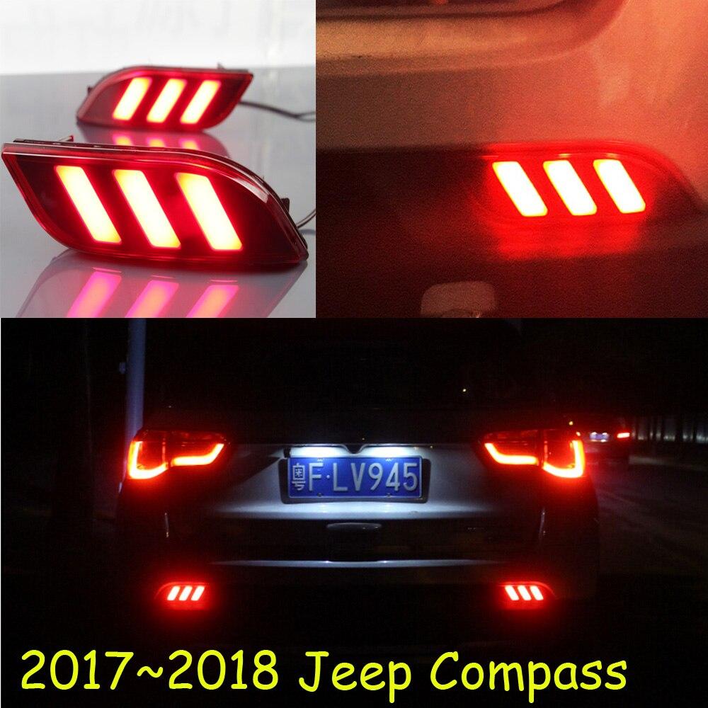 Compass rear light,2017~2018,LED,free ship!cherokee,comanche,commander,Liberty,patriot,tj;Compass fog light цена