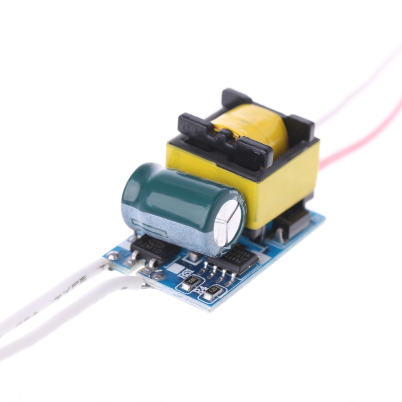 3-5W Power Supply LED Driver Electronic Convertor Transformer Constant Current 300mA DC 9-18V L15