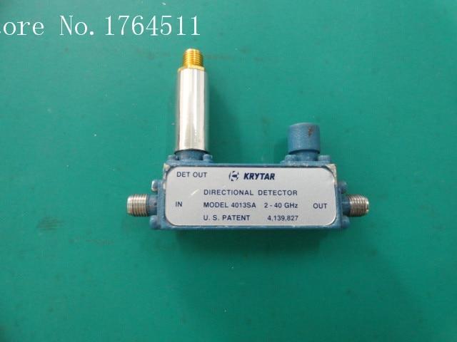 [BELLA] KRYTAR 4013SA 2-40GHZ SMA RF Broadband Directional Coupler