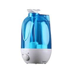 4L ultradźwiękowy nawilżacz powietrza Mini aromat nawilżacz oczyszczacz powietrza z LED lampa nawilżacz przenośne dyfuzor Mist ekspres zamgławiacz