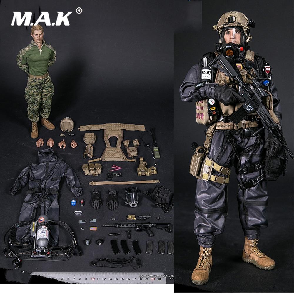 """Corpo PER DAM 78051 Naval Mountain Guerra delle forze speciali scala 1//6 azione 12/"""""""