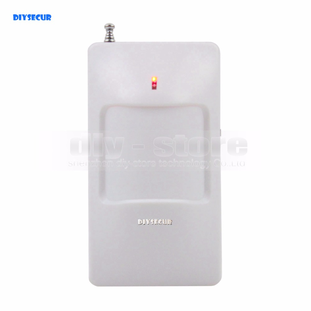 DIYSECUR K1 Wireless 433Mhz PIR Detector Motion Sensor for Our Related Home font b Alarm b