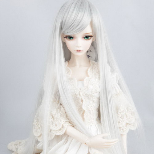 1/3 1/4 1/6 BJD doll wig high temperature wire hair fashion doll bjd wigs