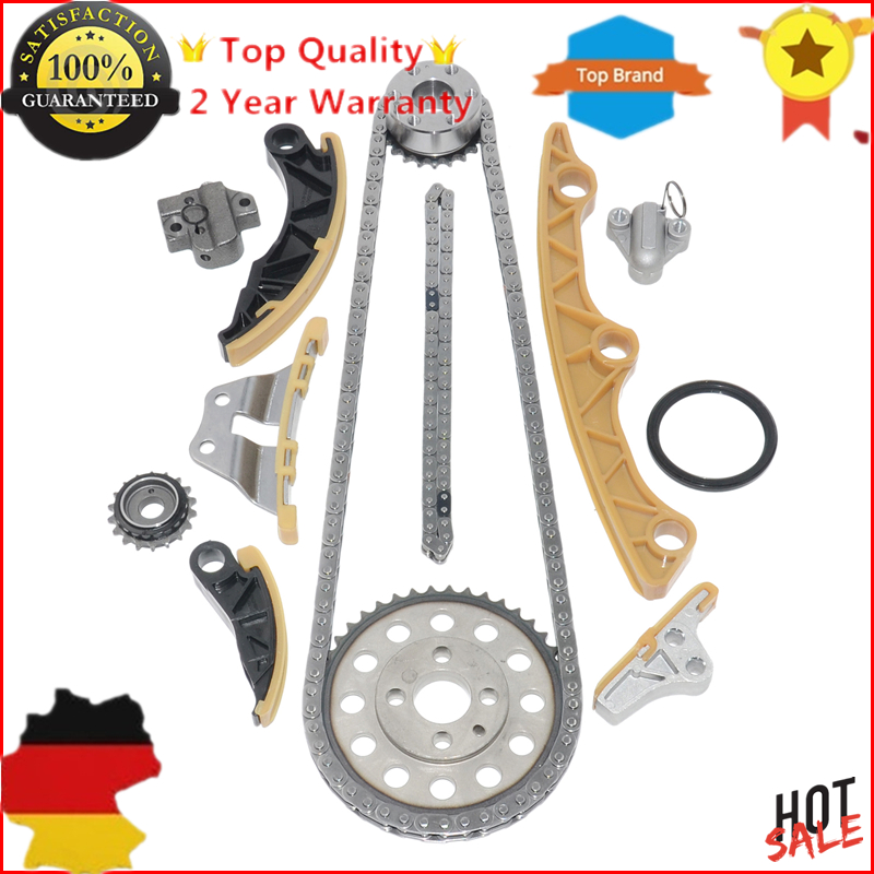 Mazda Cx 7 2010 Timing Chain Guide: New TIMING OIL PUMP CHAIN TENSIONER GUIDE KIT For MAZDA 3