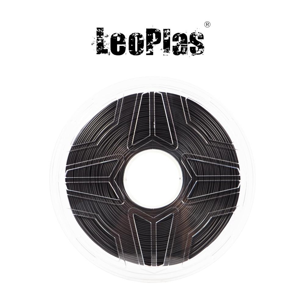 Worldwide Fast Delivery Direct Manufacturer 3D Printer Material 1 kg 2.2 lb 1.75mm 30% Carbon Fiber PLA Filament