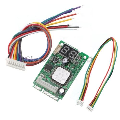 Laptop PCI PCI-E Analyzer Tester Diagnostic Post Test Card for COMPAL #R179T#Drop Shipping
