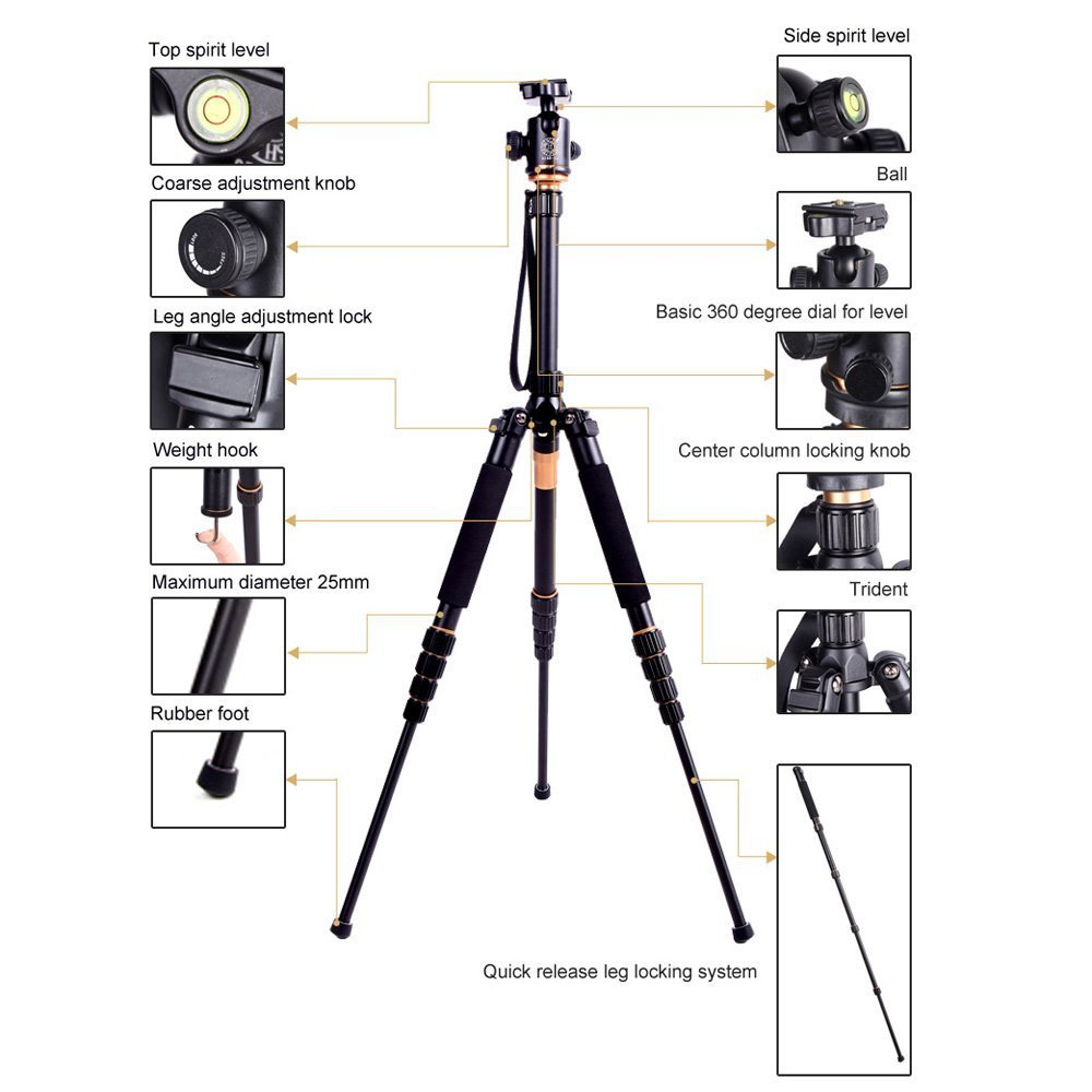 Online Buy Wholesale mefoto tripod monopod from China