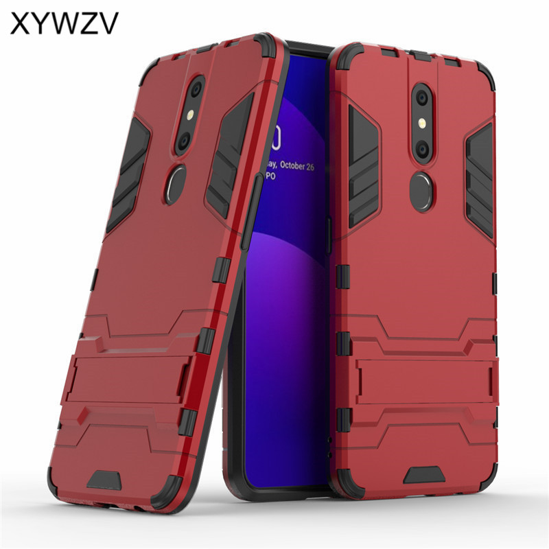 For <font><b>Oppo</b></font> <font><b>F11</b></font> <font><b>Pro</b></font> Case Shockproof Case Armor Rubber Hard PC <font><b>Phone</b></font> Case For <font><b>OPPO</b></font> <font><b>F11</b></font> <font><b>Pro</b></font> Back Cover <font><b>Oppo</b></font> F 11 <font><b>Pro</b></font> Holder Fundas image