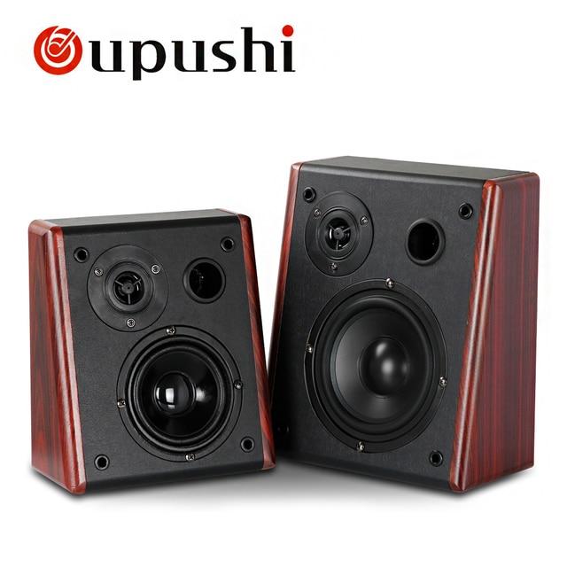 Oupushi 100V PA Wall Mounted Speaker 2-Way 10W PA Speaker
