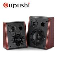 Oupushi 100V PA Wall Mounted Speaker 2 Way 10W PA Speaker