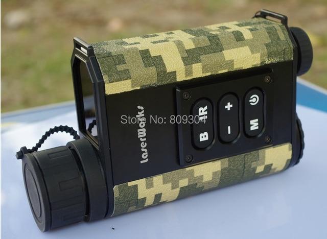 Optik laser entfernungsmesser für jagd mit dhl in optik